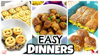What to make for dinner picky eaters