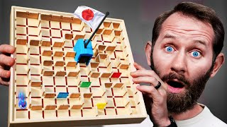 10 Japanese Puzzles That You Probably Can't Solve!