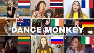 Who Sang It Better : Dance Monkey   Tones And I (australia,germany,italy,netherland)