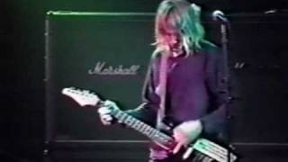 nirvana been a son live in Amsterdam 91