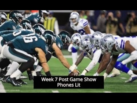 Dallas Cowboys Smoke The Eagles || Im About To Let Em Have It || 515-606-5187 Access code 309104