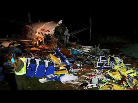 Live: Air India crash kills 18 people, probe ordered