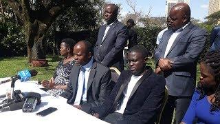 Speed up Sharon Otieno murder probe: Obado - VIDEO