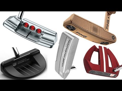Best New PUTTERS for 2018 Golf Season