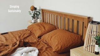 New Bed Linens For Better & Sustainable Sleep.