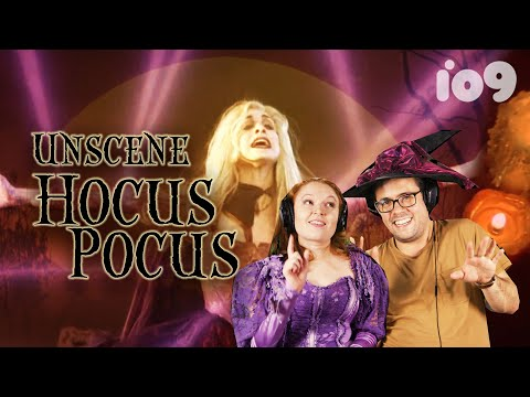 Hello, Salem! We Screened The Halloween Classic Hocus Pocus For A Total Newbie