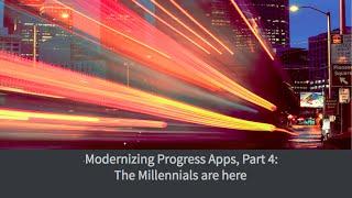 The Millennials Arrival