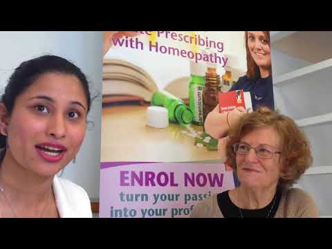 Homeopathy - Why you should study for your 1 year Diploma in Homeopathy