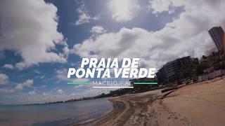 [FPV] Alagoinhas Praia de Ponta Verde Maceió-AL