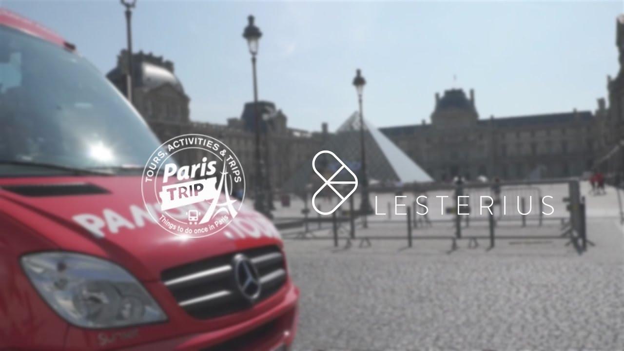 Een systeem voor reservering en facturatie van toeristische excursies - Paris Trip