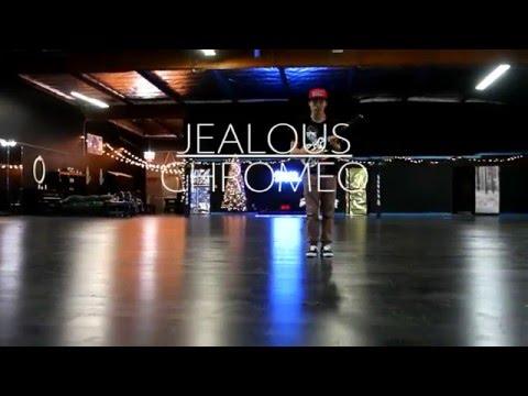 Jealous - Chromeo Guitar Choreo! This one was fun!