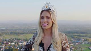 Milena Sadowska Miss World Poland 2019 Introduction Video