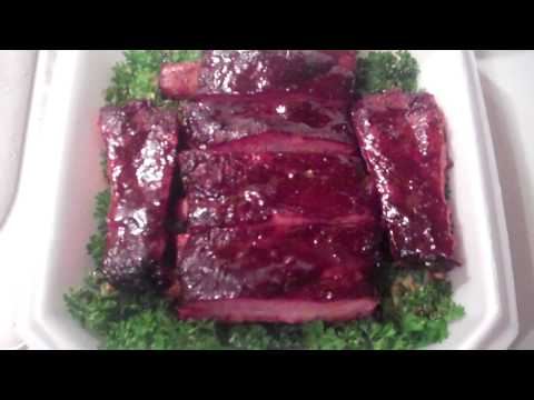 Cooking St. Louis Spares for a KCBS Contest – Step 6