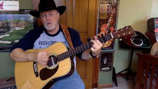 2328 -  Bend It Until It Breaks -  John Anderson cover -  Vocals  - Acoustic Guitar & chords