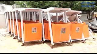 Multan govt sets up drums for animal waste post-qurbani | SAMAA TV