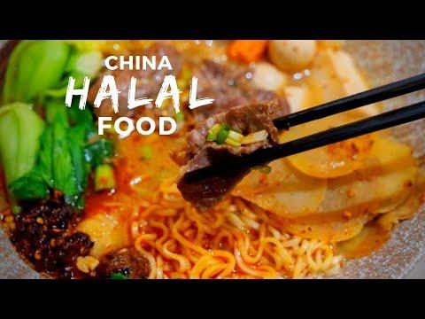 10 KULINER HALAL CHINA yang Paling Populer