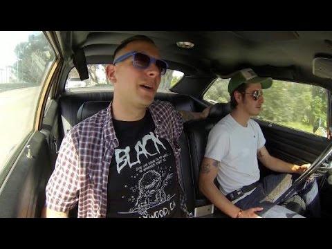 Skaters In Cars: Leo Romero   X Games