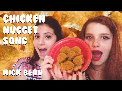 CHICKEN NUGGET SONG- Nick Bean Music Video - Heyits Gianna