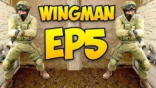 CSGO WINGMAN - I JUST WANT MY RANK! - GAME 9&10