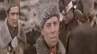 "Буктрейлер к роману Ю. Бондарева ""Горячий снег""."
