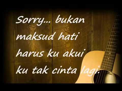 Souljah Sorry Lirik