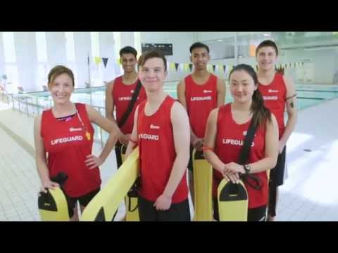 Become a Certified Lifeguard or Swim Instructor: Swim Here, Work ...