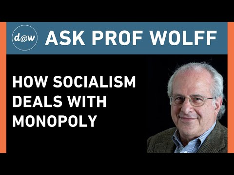 AskProfWolff: How Socialism Deals with Monopoly