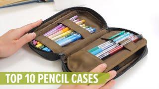 Top 10 Pencil Cases