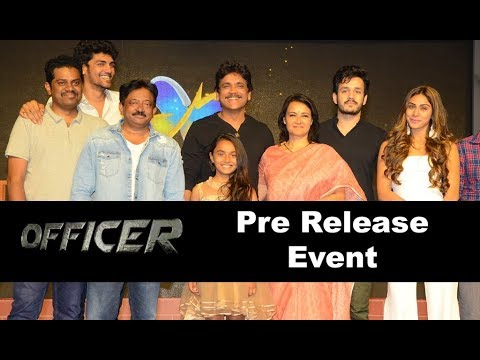 Officer Movie Audio Launch