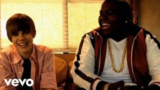 Sean Kingston, Justin Bieber - The Making of Eenie Meenie (Behind The Scenes)