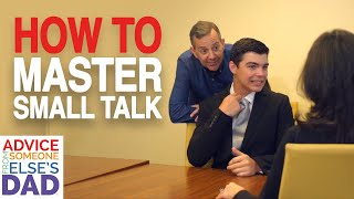 How do I master small talk?