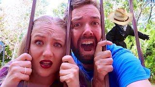 We're Trapped! Escape The Bandits Hideout!