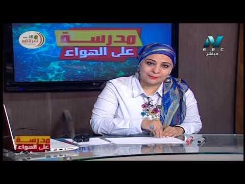 علوم لغات حلقة 6 ( تابع تدرج الخواص في الجدول الدوري ) أ رشا عبد الله 09-10-2019
