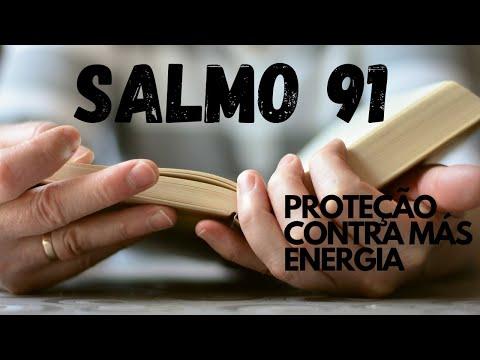 SALMO 91 PARA SE PROTEGER DAS MS ENERGIA -  Orao Poderosa e Forte - Atrair Abundncia.