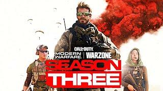 Call Of Duty: Season 3 UPDATE GAMEPLAY (Modern Warfare Warzone)