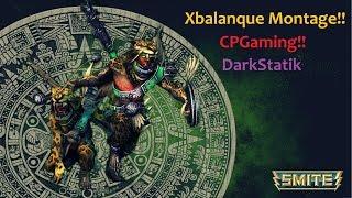 Smite - CPGaming - Xbalanque Montage