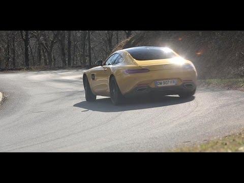 Mercedes-benz AMG GT - AMG GT 4.0 V8 510ch GT S