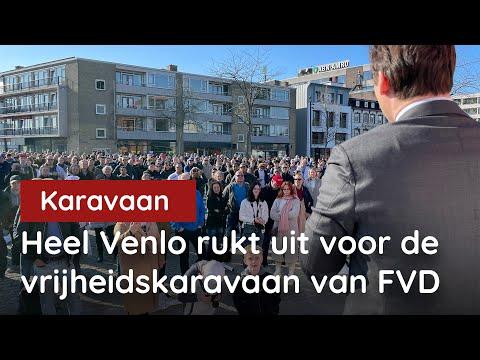 Honderden mensen zijn helemaal klaar  met de lockdowns van VVD, CDA en alle andere partijen