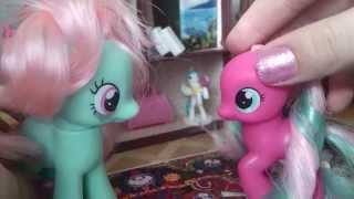 Сериал о пони ~ Good Time ~ Serial about pony 1 серия 1 сезон  MLP:FIM