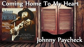 Johnny Paycheck - Coming Home To My Heart