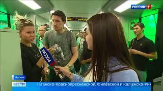 Станцию метро Беломорская готовят к открытию