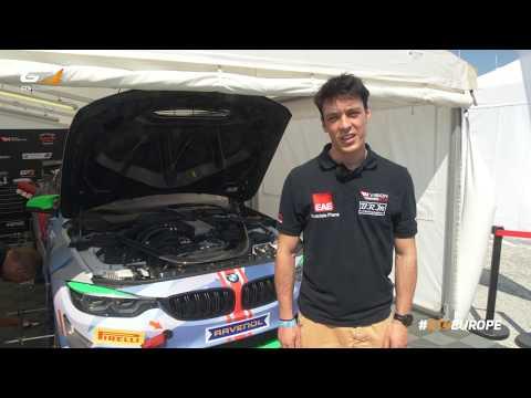 Benvenuti a Misano - Misano - GT4 European Series