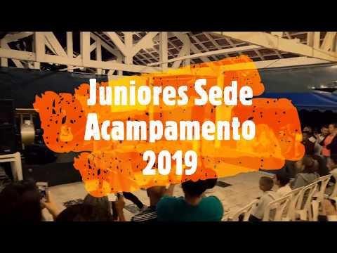 Juniores Sede Acampamento 2019