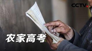 《农家高考》农家孩子高考故事 | CCTV纪录