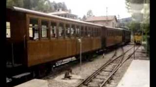 preview picture of video 'Bunyola Railway Station'
