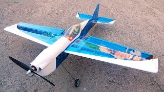 I collect the plane - a kit for beginners - I want to fly.