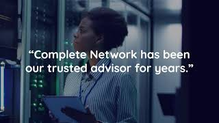 Complete Network - Video - 2