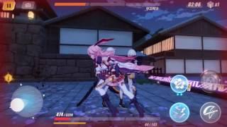 Honkai Impact Sakura Yae Ryona