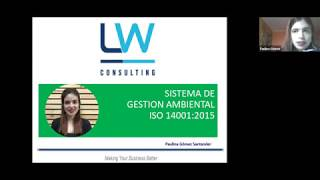 Webinar: Sistema de gestión ambiental