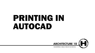 Printing and Sharing your Files